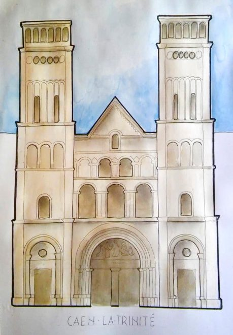 caen-trinite-cattedrale-ilario-cuoghi