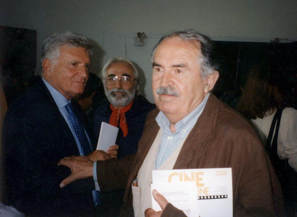 1994-Venezia-Mostra-Cinema-Sergio-Zavoli-con-Tonino-Guerra