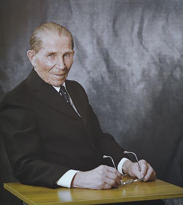 Il famoso pediatra finlandese Arvo Ylppo