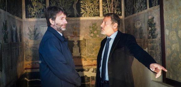 Ieri vincitore del premio Rotondi, domani Osanna direttore dei musei italiani