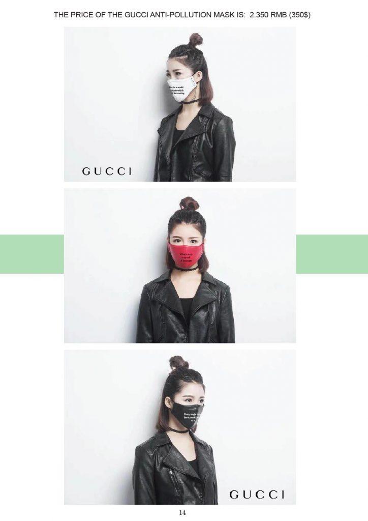Come trasformare le mascherine anti-inquinamento, largamente usate in Oriente, in un prodotto per la fashion community