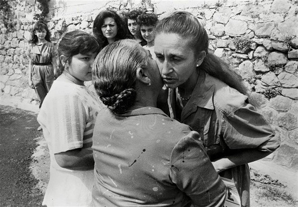 Angela Casella, <br />madre coraggio <br />che vive nei cuori <br />di tutti gli italiani