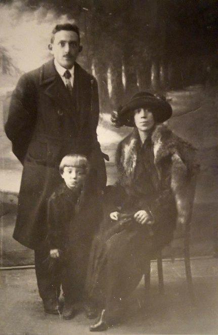 Dario, Bice ed Enzo Biagi