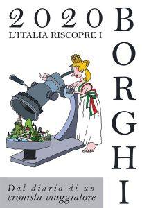 """Logo """"Borghi d'Italia"""" - Ro Marcenaro"""