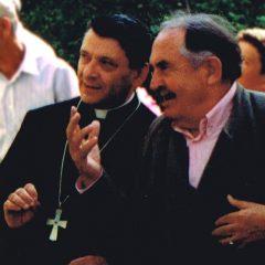 Tonino Guerra 100: stop agli eventi ma non ai ricordi: 19) il vescovo rievoca il giorno in cui Tonino pose le sue radici in un popolo d'onore