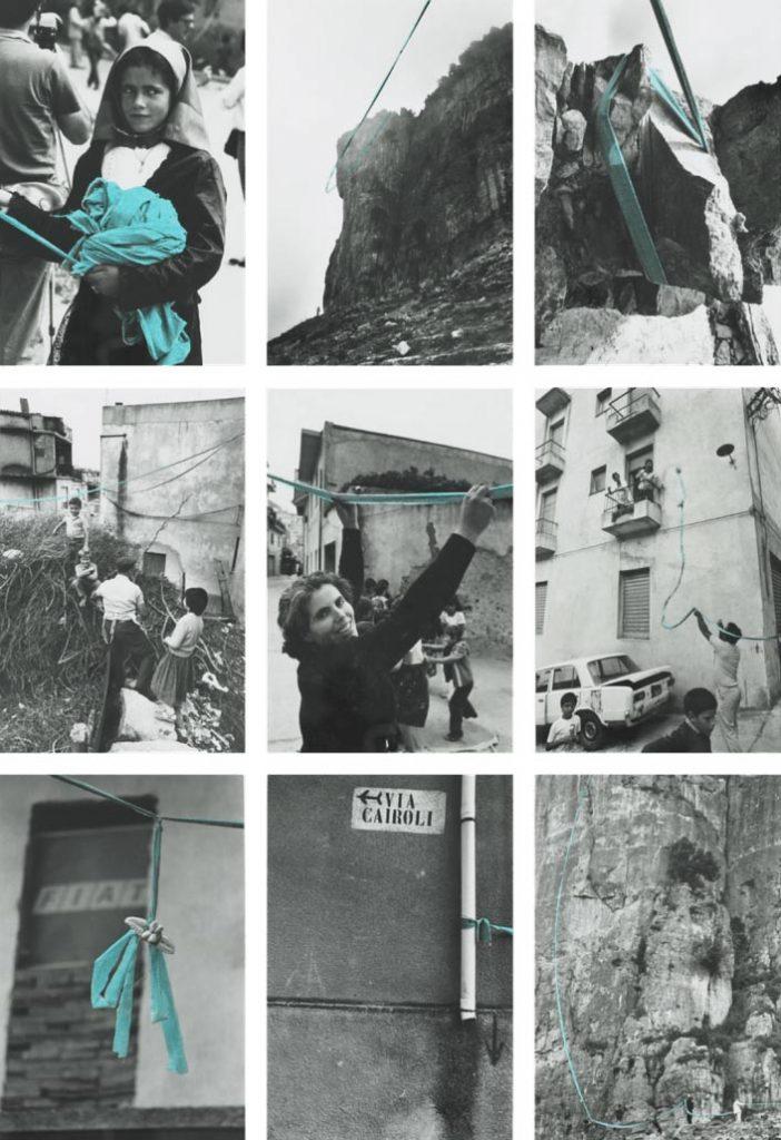 "Maria Lai: ""Legarsi alla montagna"""