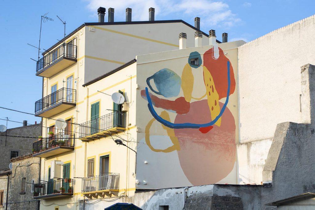 """Nulo, """"Abstract"""", Stigliano, 2020"""