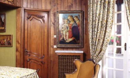 Dipinto trafugato dai nazisti ora è esposto nella collezione Cerruti al Castello di Rivoli, a Torino