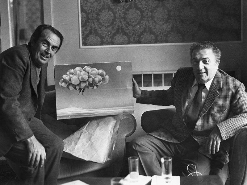 Tonino Guerra 100: stop agli eventi ma non ai ricordi: 21) il giorno in cui Tonino confessò a Fellini di parlare (ma poco) il tedesco