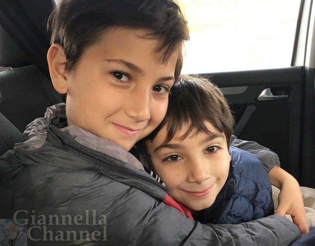 Giulio e Guido Giannella