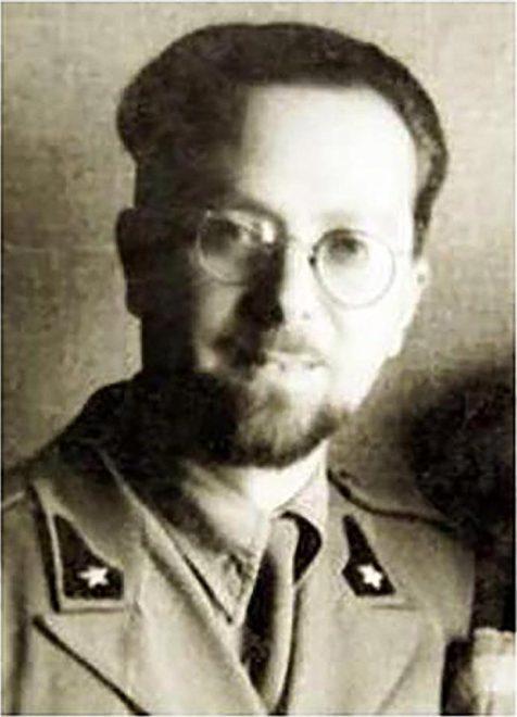 Luigi Pierantoni (Intra, oggi Verbania 1905 -Roma, 1944). Medico e patriota antifascista, trucidato dai nazifascisti alle Fosse Ardeatine