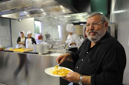 Tonino Guerra 100: stop agli eventi ma non ai ricordi: 22) il giorno in cui Tonino mi raccontò i grandi mangiatori della Romagna