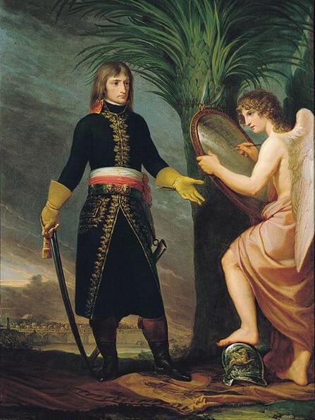 """""""Il generale Bonaparte e il genio della Vittoria"""""""
