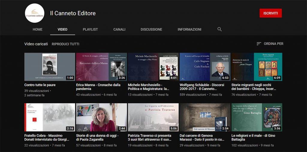 Il Canneto - Youtube
