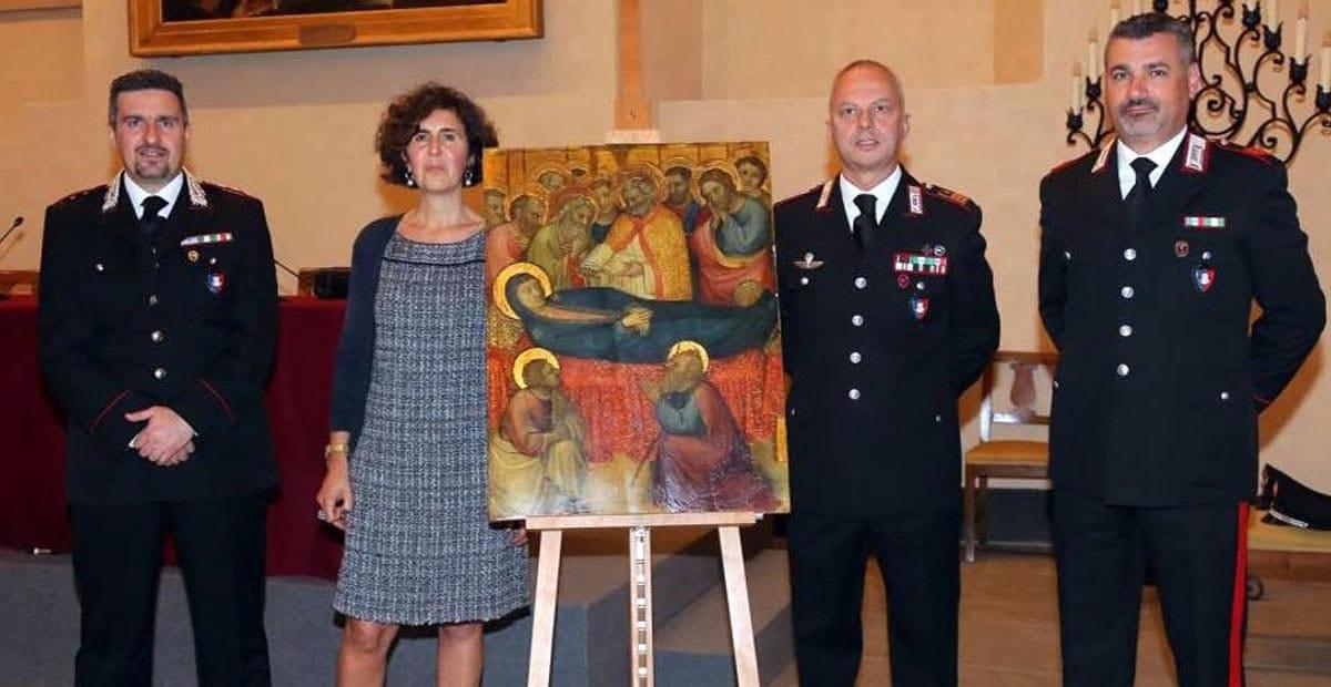Sapessi quanto è strano stanare i ladri d'arte a Milano. Intervista al comandante del Nucleo Carabinieri TPC, Francesco Provenza