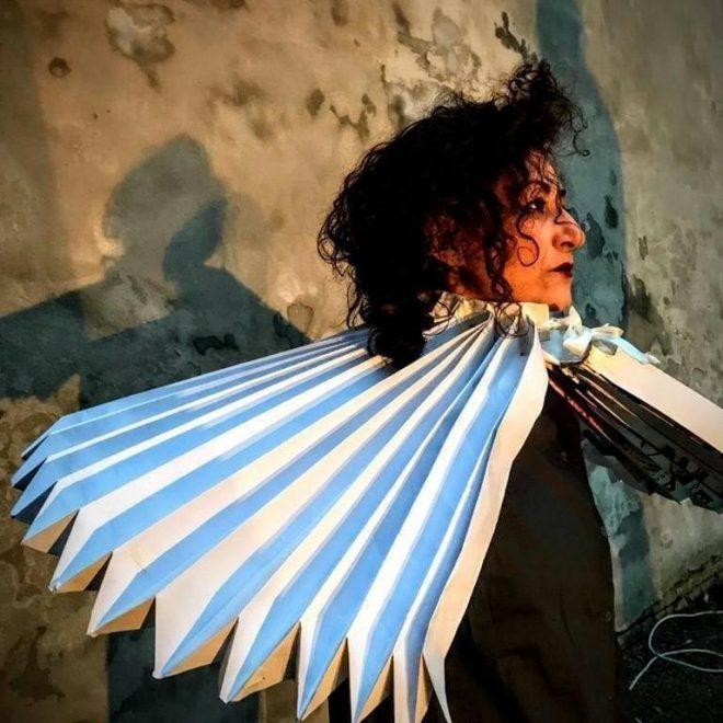 Danzatrice e performer Romina Zangirolami