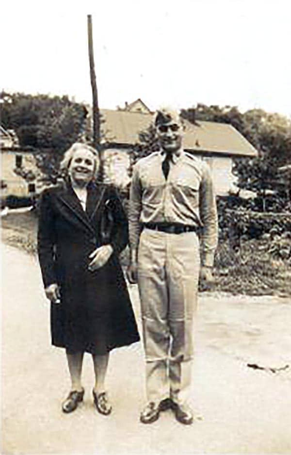 Rocco Petrone e Teresa De Luca Petrone