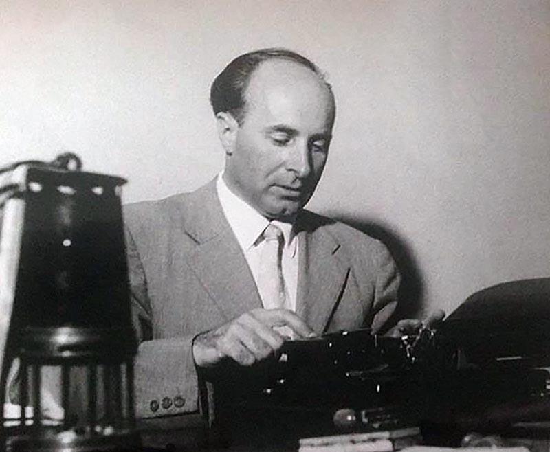 Annibale Del Mare, giornalista e scrittore