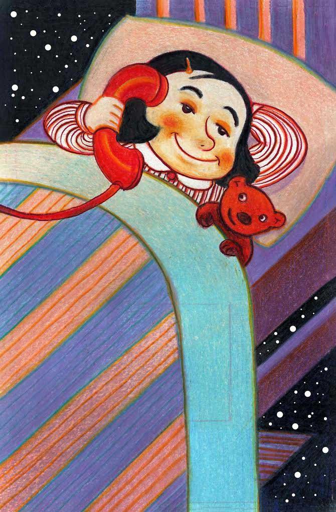 Favole al telefono - Lorenzo Mattotti