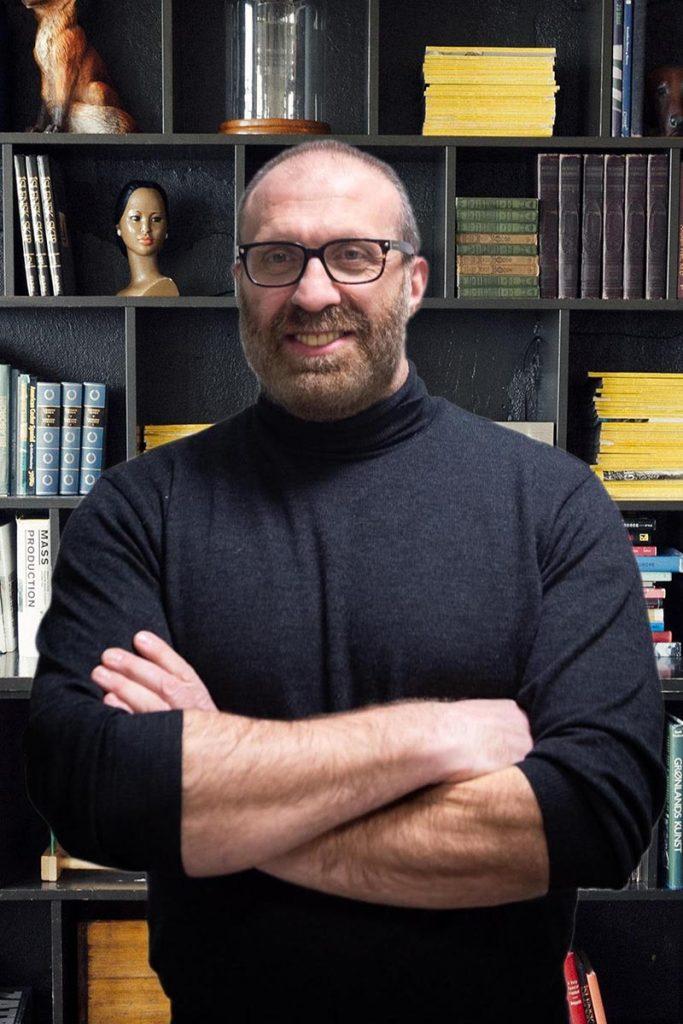 Andrea Simionato, direttore editoriale di Grafiche Antiga