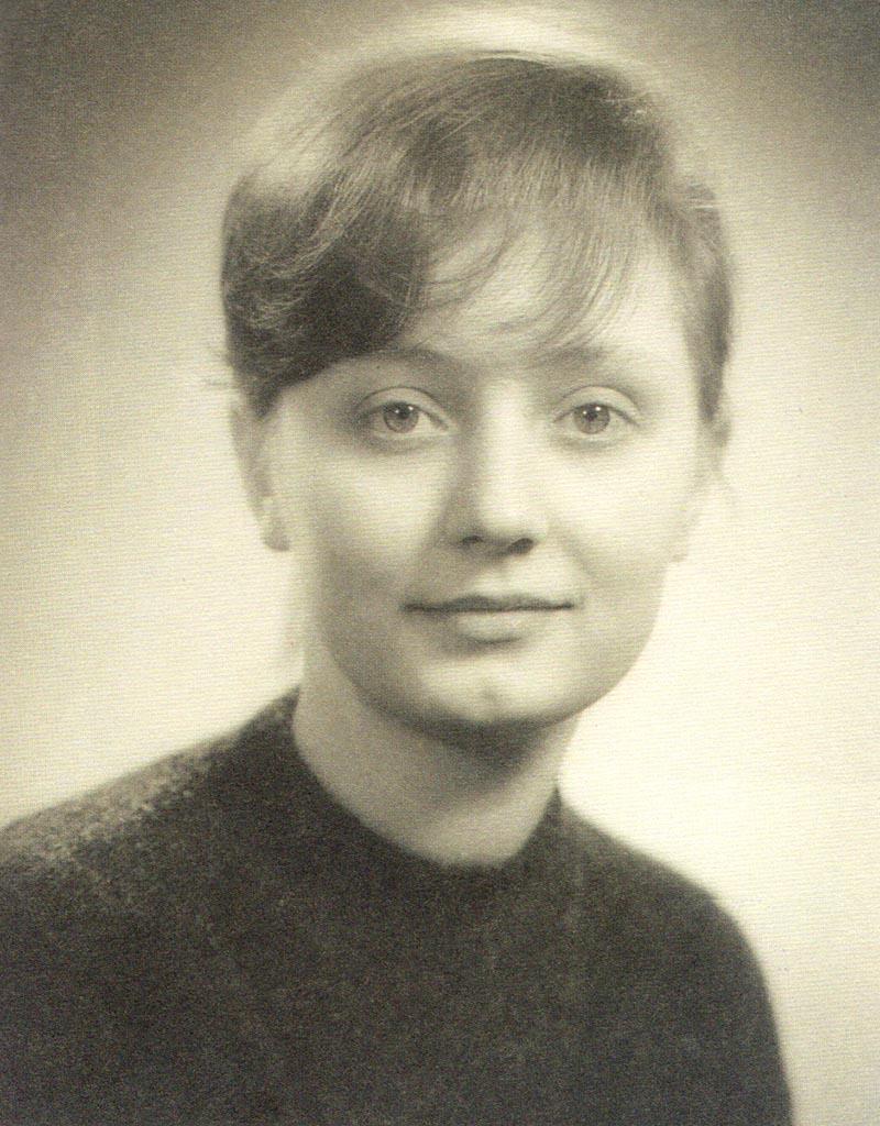 La giovane Annalena Tonelli a Forlì