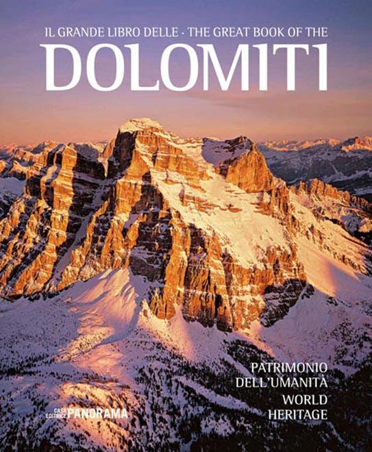 Grafiche Antiga - Il grande libro delle Dolomiti
