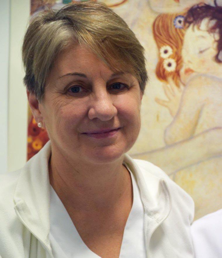 Renata Maria Rossi - Medico, Primario riabilitazione