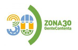 Milano Zona 30, logo dell'iniziativa
