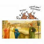 L'infanzia dei grandi. Dante ragazzino a Firenze era già a suo agio tra diavoli, cantori e potenti