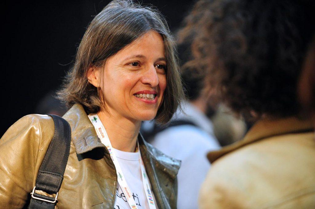 Claudia Tarolo - Marcos y Marcos editore