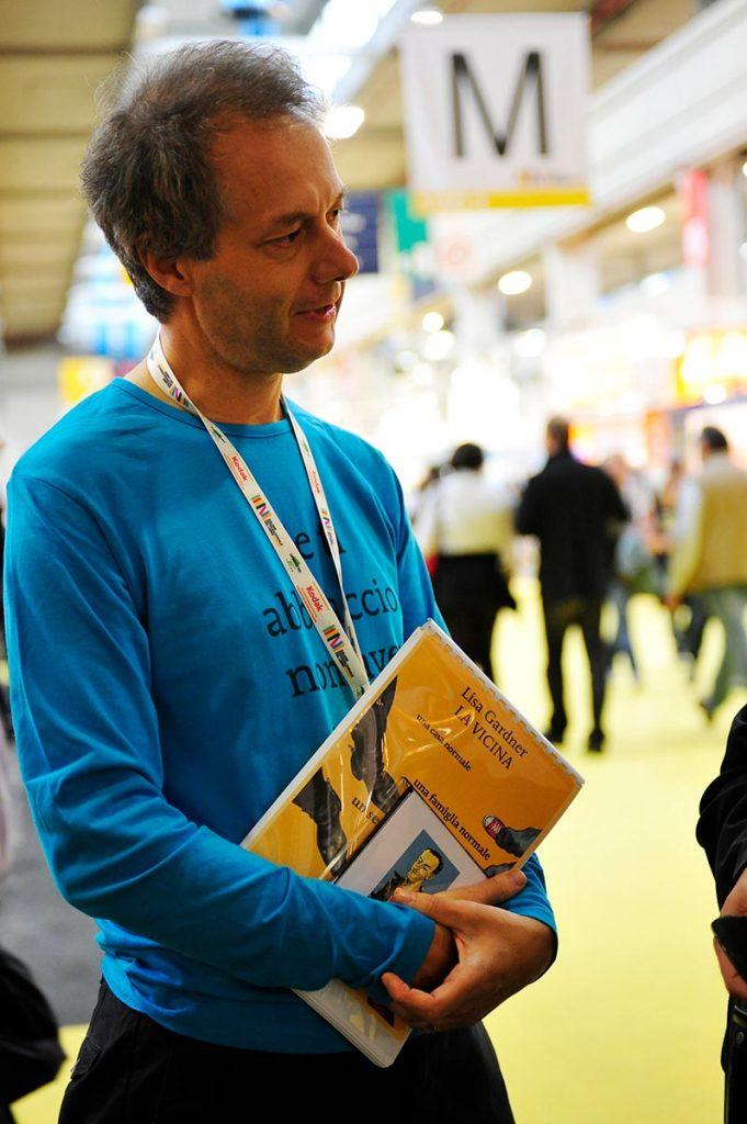 Marco Zapparoli - Marcos y Marcos editore
