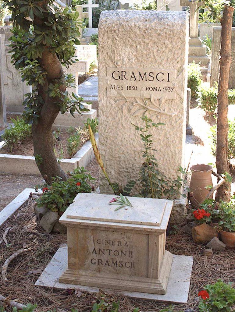 Tomba Antonio Gramsci