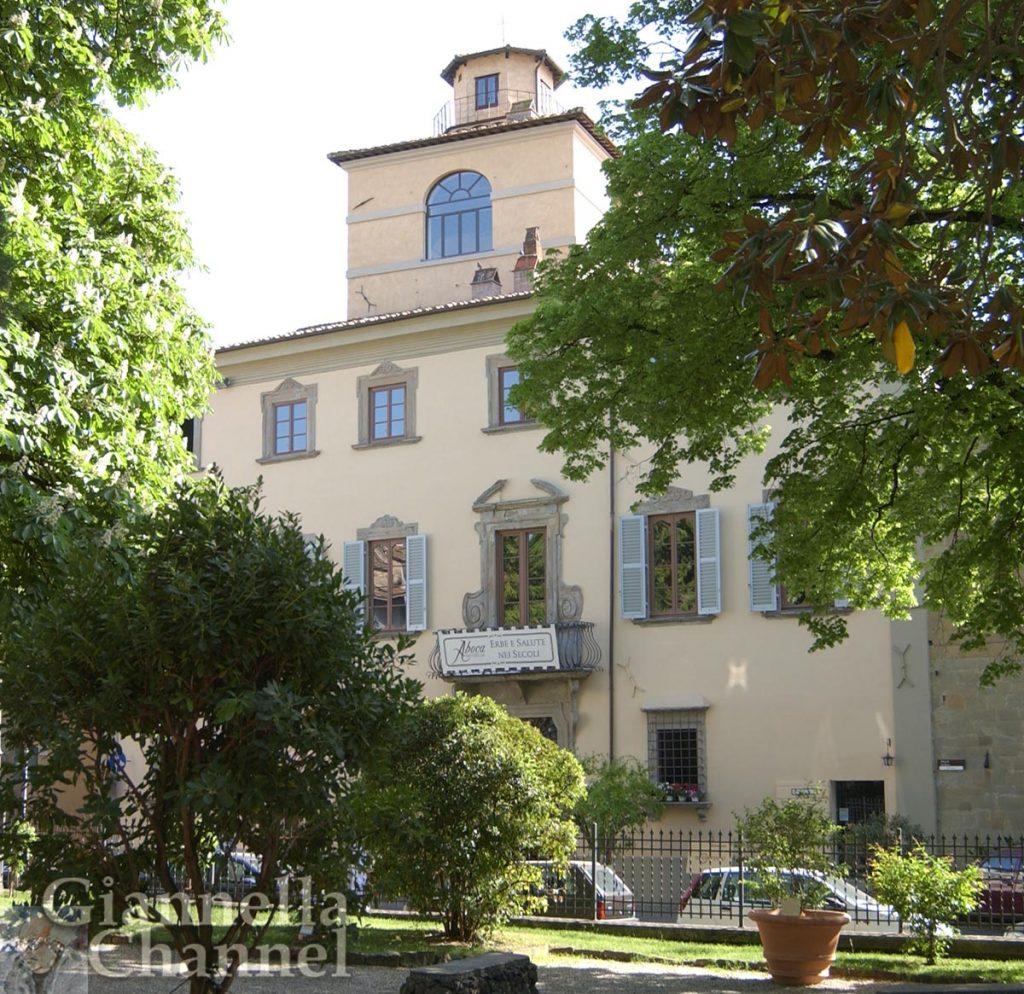 Aboca Museum, palazzo rinascimentale Bourbon del Monte